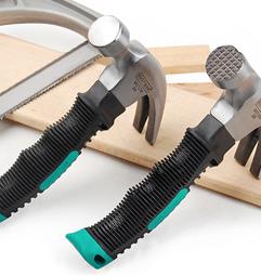 纤维柄钢管柄羊角锤